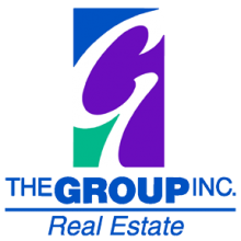The Group, Inc. Real Estate logo