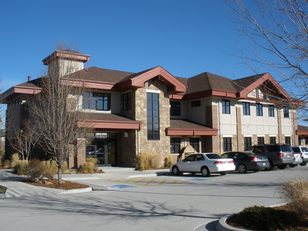 Timberline Office Park building