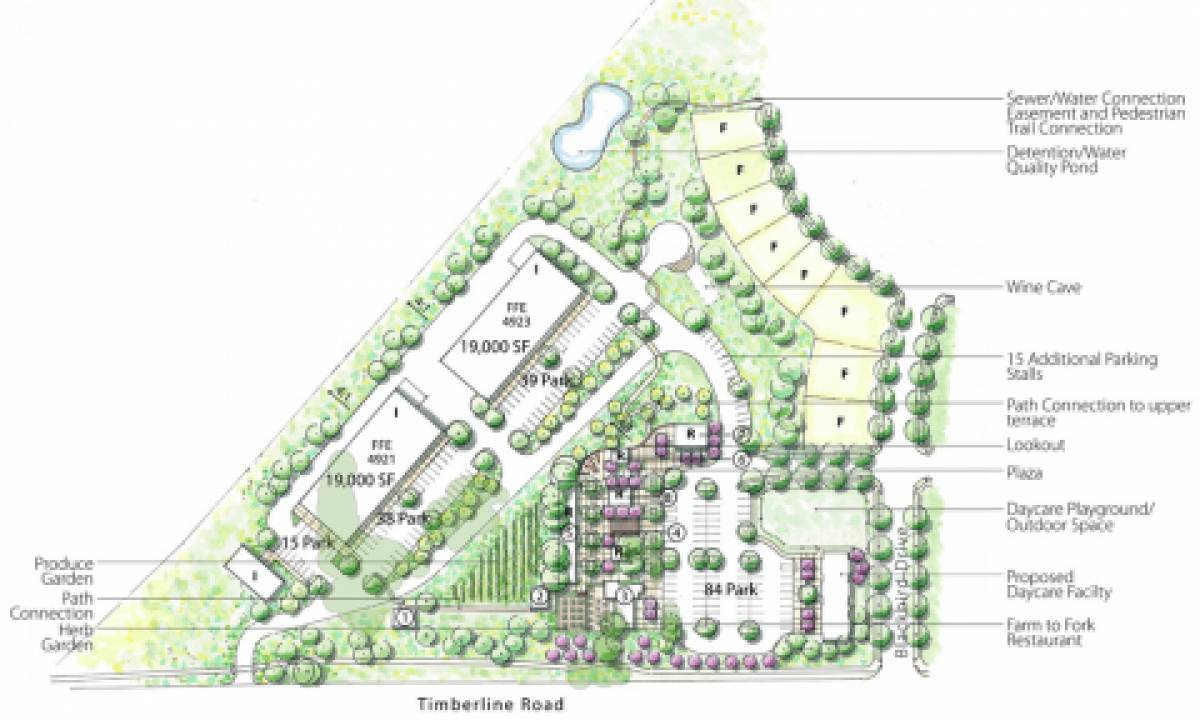 Jessup Farm Artisan Village Plan